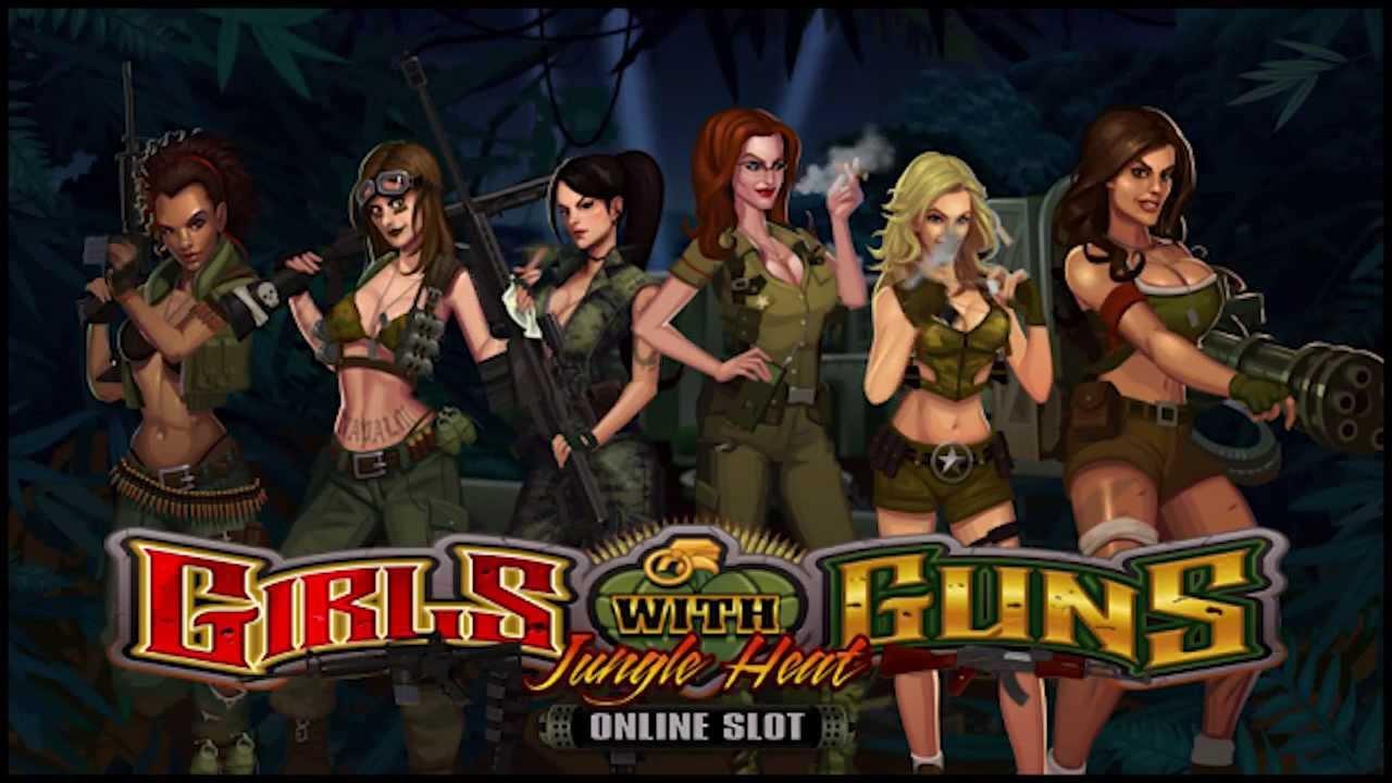 Permalänk till:Girls with Guns