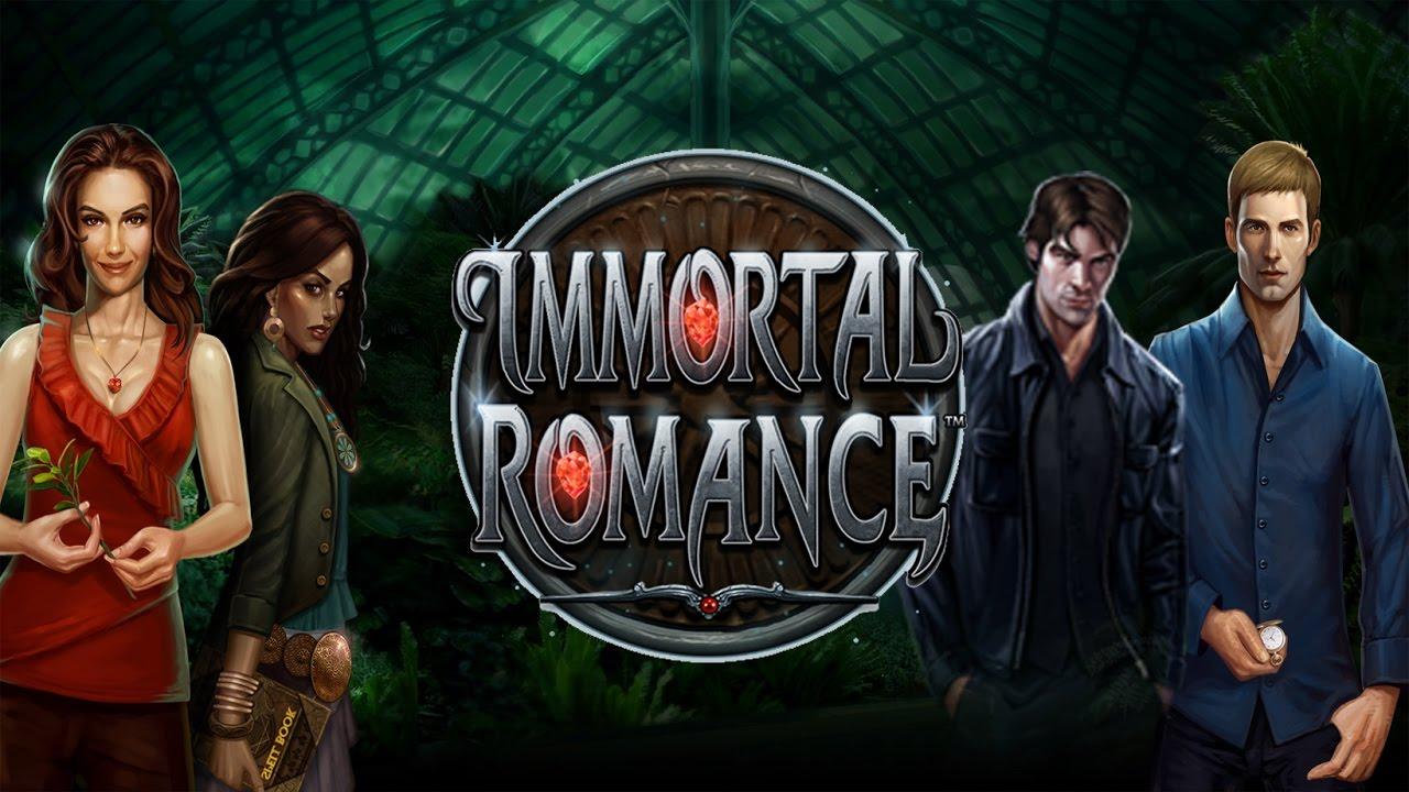 Permalänk till:Immortal Romance